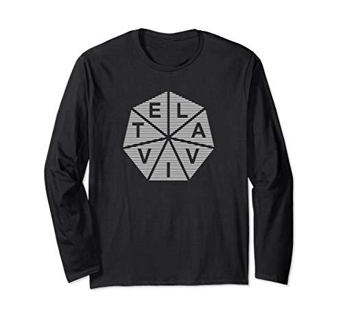 - Tel Aviv Long Sleeve T-Shirt