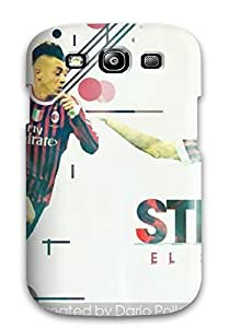 Forever Collectibles Stephan El Shaarawy Hard Snap-on Galaxy S3 Case