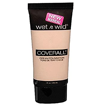 Wet n Wild CoverAll Creme Foundation – Fair Light