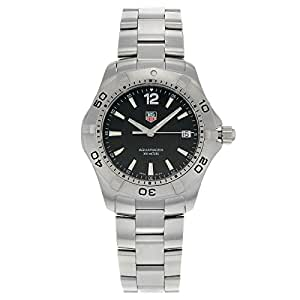 Tag Heuer Aquaracer Quartz Male Watch CAF1010.BA0821 (Certified Pre-Owned)
