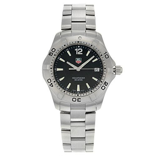 - Tag Heuer Aquaracer Quartz Male Watch CAF1010.BA0821 (Certified Pre-Owned)