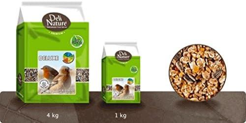 Deli Nature 15-028341 Mixtura para Pájaros Jardín Deluxe - 4000 gr: Amazon.es: Productos para mascotas