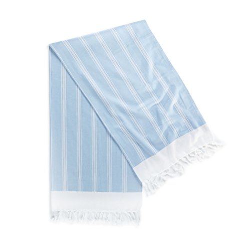 100-Cotton-Pestemal-Beach-Towel-Beach-Wrap-Beach-Spread-39x71--Highly-Absorbent-Light-Quick-Dry