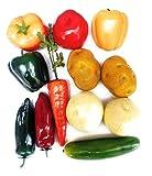 Mezly 12pcs Set Artificial Vegetables Silation