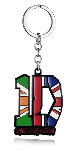 key chains one direction - 2