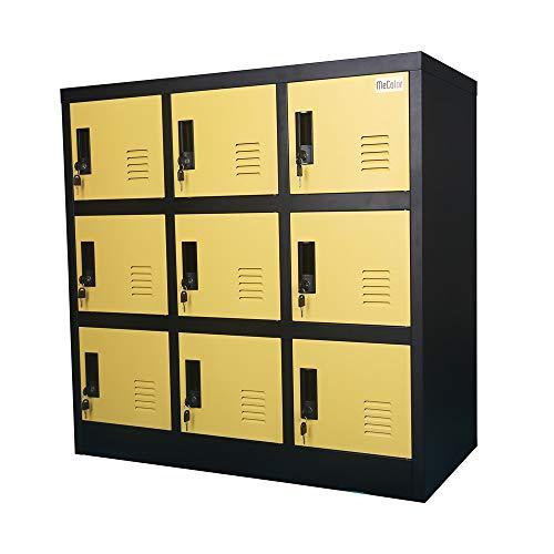 (Metal Tool Cabinet Office or Workshop Heavy Duty Storage Locker Cabinet)