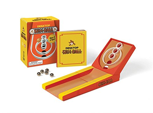 Desktop Skee-Ball: Give it a roll! (Miniature (Skee Ball)