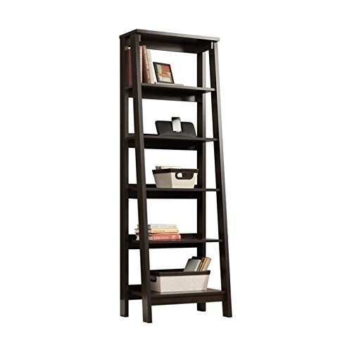 Sauder 414602 Trestle 5 Shelf Bookcase, W: 23.54