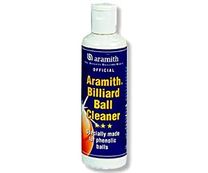 Billardkugel-Reiniger ARAMITH BILLARD BALL CLEANER Inhalt 250 ml +...