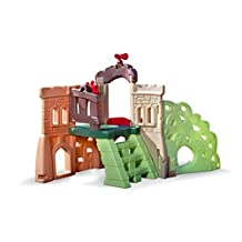 Little Tikes 640728M Rock Climber and Slide Playset