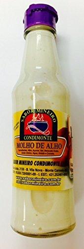 sabor-mineiro-condimonte-molho-de-alho-garlic-sauce-140g