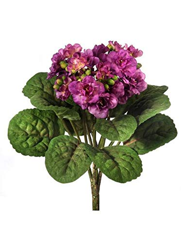 Silk-African-Violet-Plant-in-Plum-Purple-12-Tall