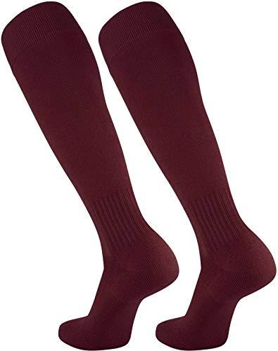 - TCK Elite Finale Soccer Socks (Maroon, Large)