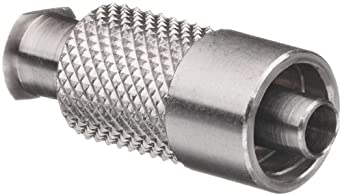 Luer Connector - Stainless Steel 316 Male/Female Luer Lock