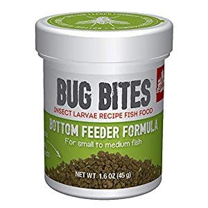 Fluval Bug Bites Granules for Bottom Feeders 5