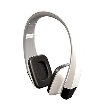 Power Acoustik hir-1 W de 1 Canal inalámbrico Auriculares inalámbricos por Infrarrojos (Blanco): Amazon.es: Electrónica