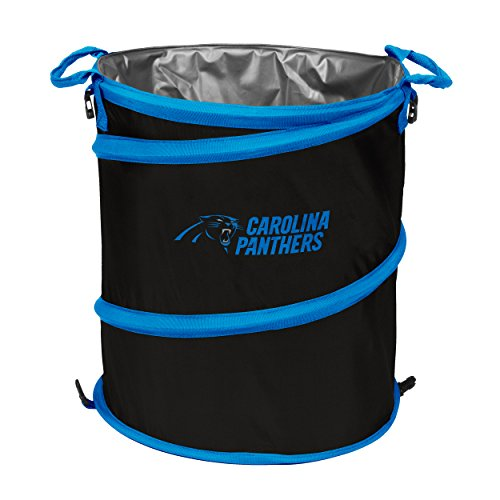 Logo Brands NFL Carolina Panthers 3-in-1 - Carolina Panthers Tailgating