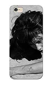TYH - Fashionable Style Case Cover Skin Series For ipod Touch5- Women Actress Models Fashion Olga Kurylenko Monochrome Greyscale phone case