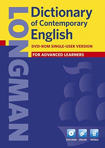 Longman Dictionary of Contemporary English DVD-ROM (disk - Disk Contemporary