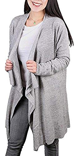 BAREFOOT DREAMS BAMBOO CHIC LITE HEATHERED CALYPSO WRAP (SM/MD)