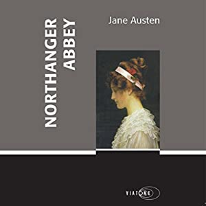 Northanger Abbey [Danish Edition] Audiobook