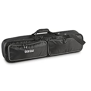 Guide gear ice fishing rod case 6 rod for Ice fishing pole case