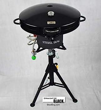 Amazon.com: SteelDog, parrilla para cocinar al aire libre ...