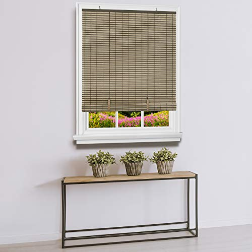 - PowerSellerUSA Oval Cordless Rollup Light Filtering Window Blinds Roller Shades: 60