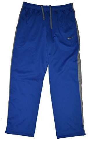 Nike Therma Fit KO Men's Athletic Pants Blue Grey Size XL 646676-480