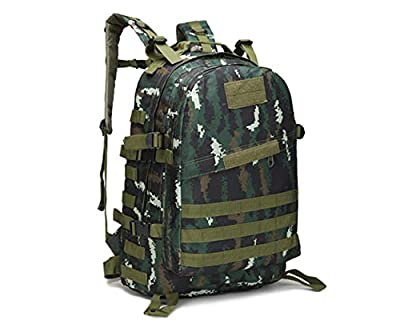 Jipemtra Tactical First Aid Bag MOLLE EMT IFAK Backpack Trauma First Aid Responder Medical Backpack Utility Bag Military Tactical Rucksack Emergency for Outdoor Hiking Camping