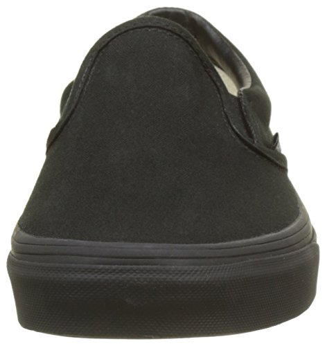 Classic On Slip Negro Bka Black Vans Unisex Zapatillas Adulto Black Fv4nxwd