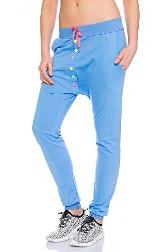 Crazy Age - Pantalón - para mujer azul claro