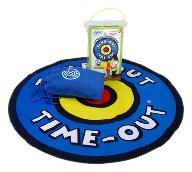 Take-Out Time-Out The Portable Time Out Mat TOTO 35463