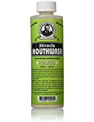 Uncle Harry's Natural Alkaline Miracle Mouthwash (8...