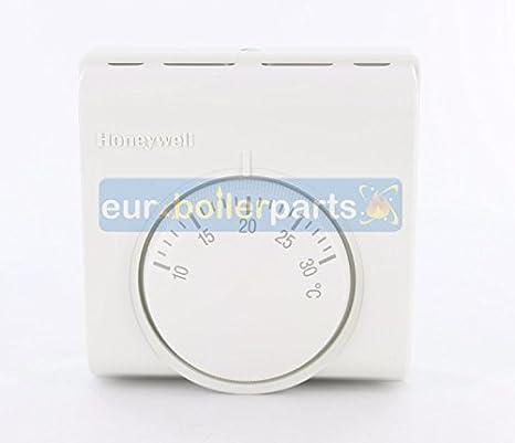 Honeywell Ta termostato con el inversor