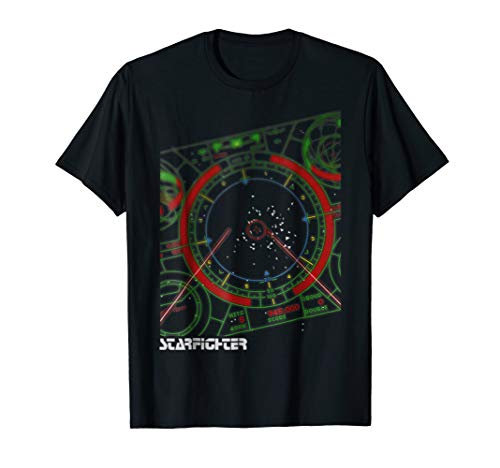 - Vintage Sci-Fi Last Starfighter Graphic T-shirt
