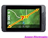 Magellan TN1745SGLUC 7'' Touchscreen GPS w/Built-in 5MP Camera/Camcorder With RAM Rail Mount