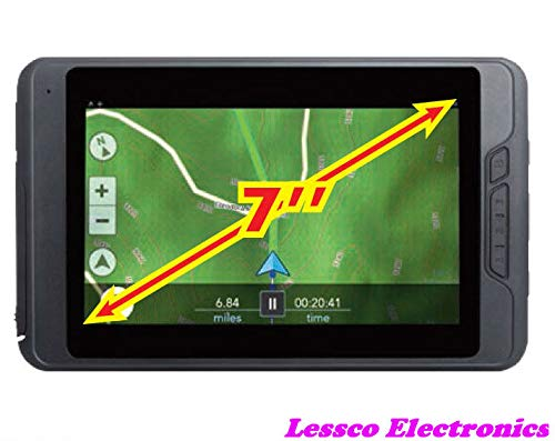 Magellan TN1745SGLUC 7'' Touchscreen GPS w/Built-in 5MP Camera/Camcorder With RAM Rail Mount