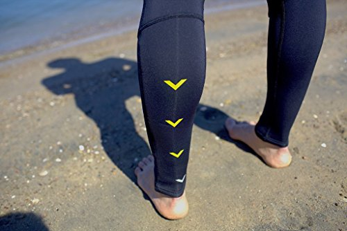 XTERRA Boards Lava Flow Paddle Boarding Wetsuit Pants (XL) by XTERRA Boards (Image #2)
