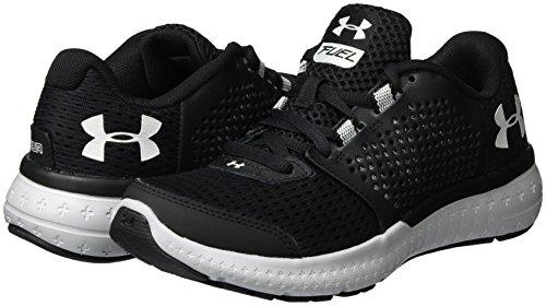 Compétition Ua Running Femme W Chaussures Armour G Rn Under Black de Micro Fuel 001 Noir 4PvxCwnq