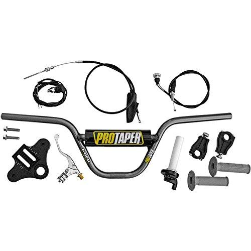 ProTaper 11-061A Pit Bike Black Handlebar Kit (XR/CRF50 11-061A) ()