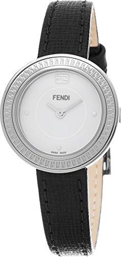 Buy fendi white leather dress - 8