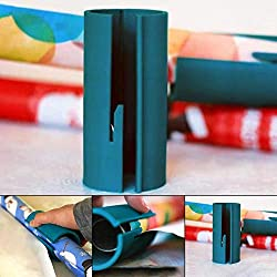 EDTO Wrapping Paper Cutter, Sliding Wrapping Paper Cutter, Wrapping Paper Roll Cutter Cuts The Prefect Line Every Single Time Cutter Tool (1pcs)