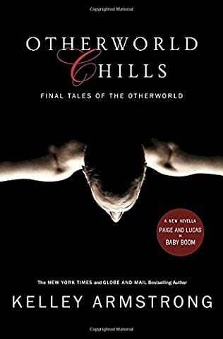 book cover of Otherworld Chills
