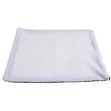 Manta para mascotas con calefacción automática, ideal para cama de perro o gato sin tapón: Amazon.es: Productos para mascotas