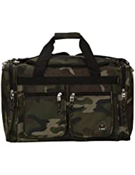 Rockland Luggage 22 Inch Tote Bag, Camo, One Size