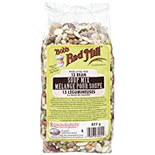 Bob's Red Mill 13 Bean Soup Mix, 822g (Pack of 6)