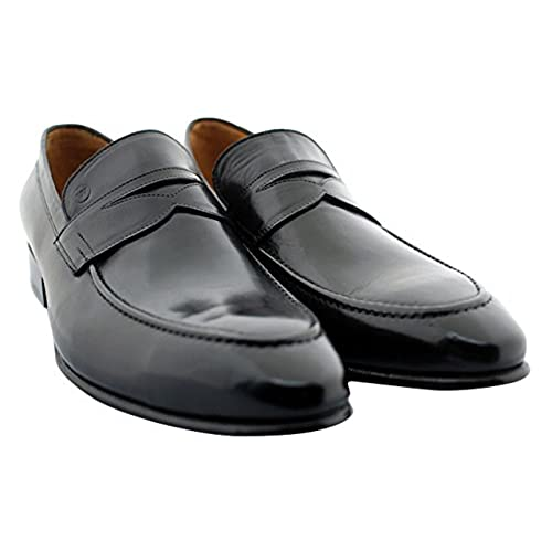 Black Lilien Road Men's Luxury Classic Handmade Leather Shoes