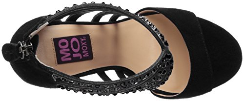 Mojo Moxy Womens Mystery Dress Pump Zwart Suède