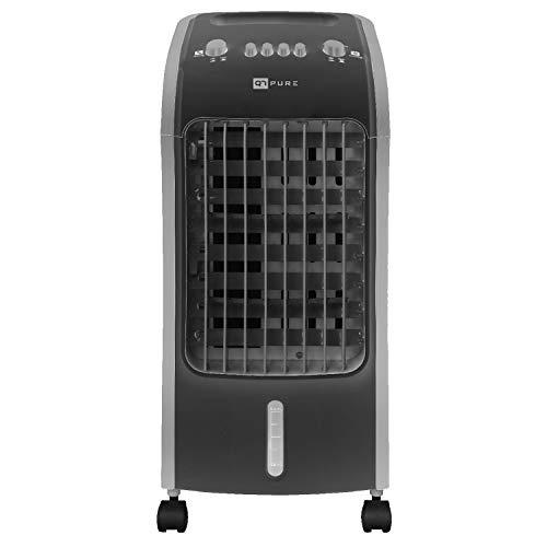 🥇 Novohogar Acondicionador de Aire Frío Portátil Q7 Pure 3 en 1. Climatizador